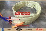 Dispositivo del tratamiento térmico del calentador del tubo de la bobina de la correa/de calor de la calefacción de la máquina de calefacción de inducción