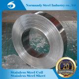 2b/Ba tira de acero inoxidable de la bobina de la superficie 304 Hr/Cr