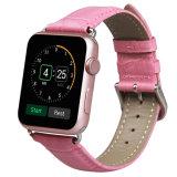 Appleの腕時計のための単一旅行の革バンドブレスレットの時計バンド