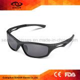Céu unisex branco óculos de sol de ciclagem protetores UV coloridos de Hikking dos vidros do esporte ao ar livre melhores