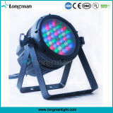 Piscina 36PCS fase LED 3W / luzes de LED de Zoom Luz PAR