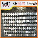 Precio brillante de la barra redonda del acero inoxidable de AISI 201
