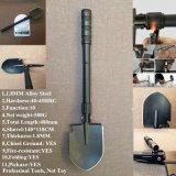 Легированная сталь материалов на открытом воздухе, Кемпинг, Tri-Fold сошника