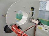 二重にねじExtrustion機械PVC管の包むこと