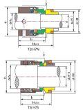 Burgmann H7n/H75 (TS H7N/TS H75 del sello mecánico)