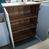 削片板の木のオフィス用家具の倍のDooredの食器棚