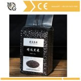 채우는 밀봉 레테르를 붙이는 기계를 형성하는 검은 콩 벽돌 부대