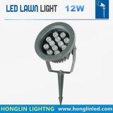 Lampadine impermeabili del giardino LED 12W15W18W LED del prato inglese del punto dell'indicatore luminoso dello stagno del percorso dell'indicatore luminoso chiaro esterno del punto
