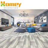 La technologie allemande le vinyle PVC étanche cliquez sur Verrouiller Plank Flooring