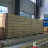 Constructeur de panneau d'isolation de polyuréthane de chambre froide en Chine