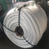 Fabrik 128mm 24 Stränge verdoppeln umsponnenes Polyester-Trosse-Seil