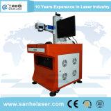 Van de vezel van de Laser het Merken/van de Gravure Machine voor Plastiek en Metaal