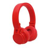 Pliable Radio FM stéréo hi-fi Bluetooth Casque Écouteurs sans fil pour les téléphones