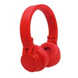Hi-Fi plegables de radio FM estéreo Bluetooth Auriculares inalámbricos auriculares para teléfonos