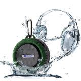 Водоустойчивый стерео беспроволочный миниый диктор Bluetooth для напольного аудиоплейера перемещения