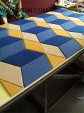 Mur insonorisant à haute densité Panel-4 d'écran antibruit de fibre de polyester
