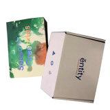 Пользовательский размер упаковки из гофрированного картона с выдвижной ящик