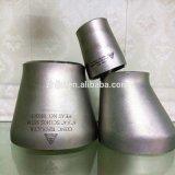 Bw 304 316 ASTM Ecc van het Roestvrij staal Reductiemiddel (concentrisch, zonderling)