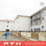 Le professionnel 2017 a conçu l'entrepôt de structure métallique avec l'installation facile