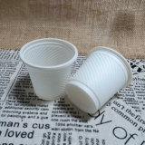 Biodegradable Disposable Cornstarch Paper Cup Non Smell