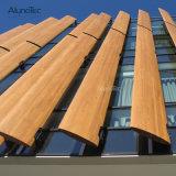 건물 정면을%s 일요일 외부 자동화된 알루미늄 미늘창