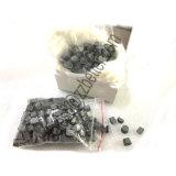 Piezas insertas del corte del carburo de tungsteno para el molino de los desperdicios