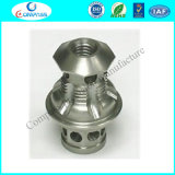 Нержавеющая сталь 304 изготовления CNC филируя подвергая механической обработке