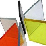 Revêtement de toit Panneaux de toit en plastique pour jette de la feuille de polycarbonate