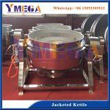Acero inoxidable Industrial Electric y la presión del vapor de camisa de cocina