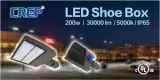 Свет UL Listed Shoebox IP65 150lm/W с светлым датчиком