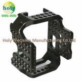 Cnc-Aluminiumkamera-Rahmen mit Fachmann CNC-Prägemaschinell bearbeitenservice