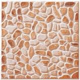 Azulejo de suelo de cerámica rústico de Foshan para el jardín y el balcón