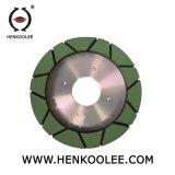 Herramientas del diamante para la rueda mojada dividida en segmentos de Triming