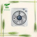De grote Ventilator van de Doos van de Vloer 10inch van de Kwaliteit Blauwe Elektrische