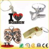 Metallo Keychain di modo per gli elementi promozionali del regalo