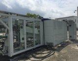 Copo de vidro com equipamentos de termoformagem Empilhador