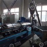 Раздавлены HDPE LDPE РР могут создать одношнековый экструдер гранул машины