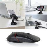 Figura del mouse del supporto dell'automobile di Smartphone supporto girante del telefono del parabrezza dell'automobile da 360 gradi