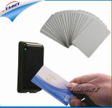 병원 의학 카드 RFID 스마트 카드 재 Wirte PVC 카드를 위해