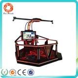 Buena renta equipo de entretenimiento en 9D simulador de máquina de juego Vr