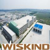 A estrutura do prédio de aço pré-fabricados com a norma ISO9001, Prédio de Aço de Alta Resistência