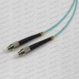 Cordon de connexion de fibre optique de FC-FC Sm/mm/Om1/Om2/Om3/Om4 Sx 2.0/3.0 PVC/LSZH