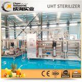 Tubular esterilizador Uht para leche, jugos y otras bebidas