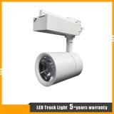 40W proyector de la pista de la MAZORCA del CREE LED para la iluminación comercial