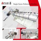 La línea de peletización Pelletizer PVC plástico Máquina de peletización rallar la máquina