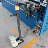 Machine à cintrer manuelle de tôle de contrôleur automatique du contrôleur 63tx2500mm de Delem