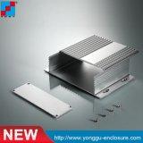 De Bijlage van de Uitdrijving van het aluminium met het Opzetten - steun die in China 104*47*L wordt gemaakt