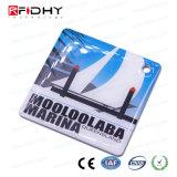 最もよい価格防水125kHz PVC RFIDアクセスKeyfob