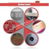 Macchina della marcatura di Pin della penna del PUNTINO di schermo dell'affissione a cristalli liquidi per i materiali del metallo