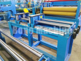 Linha de aço maquinaria da talhadeira da largura do estreito da bobina do metal (550mm 600 650 700 750 milímetros)